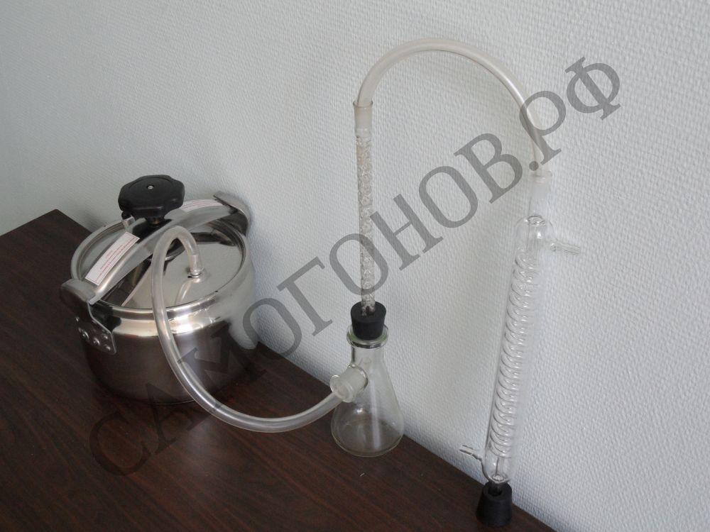 Колба для самогонного аппарата самогонный аппарат ермак купить в москве